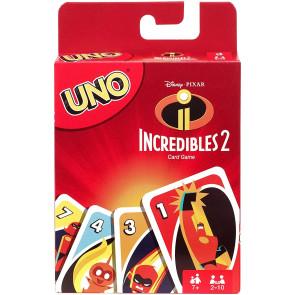 Die Unglaublichen 2 UNO Kartenspiel