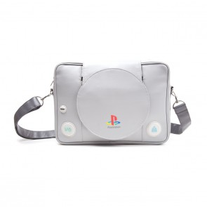 Playstation 1 Umhängetasche Messenger Bag Logo
