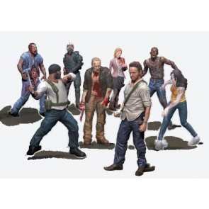 Walking Dead Blind Bag Figur S2 Building Sets Bausatz