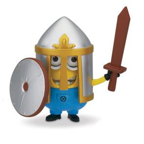 Ich Einfach Unverbesserlich Minion Mittelalter Actionfigur 5 cm