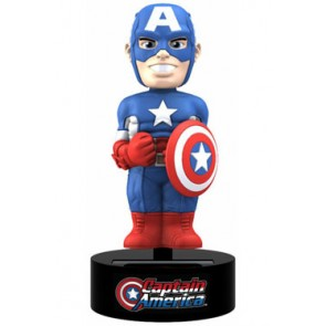 Captain America Body Knockers Wackelfigur 15 cm