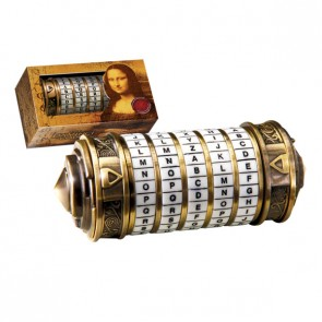 Da Vinci Code Replik Mini Kryptex