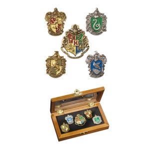 Harry Potter Pin Kollektion Hogwarts (5)