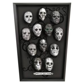 Harry Potter Todesser Masken Kollektion