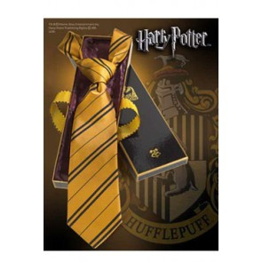 Harry Potter Krawatte Hufflepuff