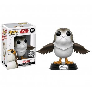 Star Wars VIII Porg POP! Open Wings Figur 9 cm
