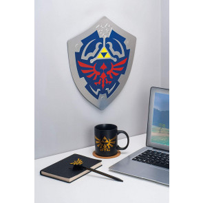 Legend of Zelda Hylia-Schild Blechschild Triforce
