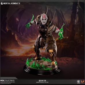 Mortal Kombat X Quan Chi 1/4 Statue 40 cm