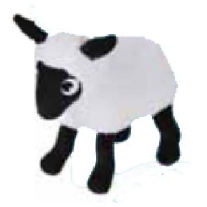 Der Kleine Prinz Plüschfigur Schaf 10 cm