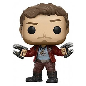 Guardians of the Galaxy Vol. 2 Star-Lord POP! Figur 9 cm