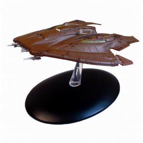 Star Trek Nausikaanischer Raider Modell
