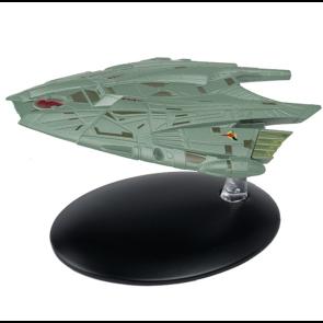 Star Trek Goroth's Klingonisches Transport-schiff Modell