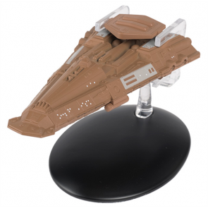 Star Trek Bajoranischer Frachter Modell