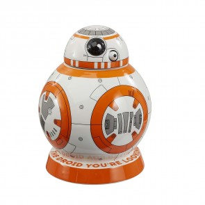 Star Wars VII BB-8 Keksdose mit Sound