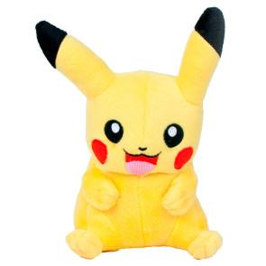 Pokemon Pikachu Plüschfigur 20 cm