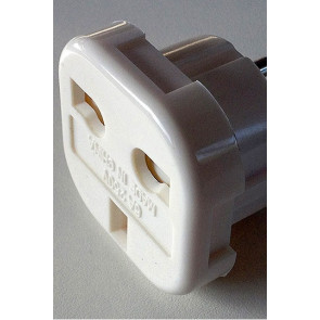 Reisestecker Adapter UK auf EU