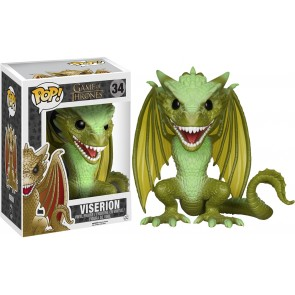 Game of Thrones Rhaegal POP! Figur 15 cm
