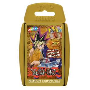 Yu-Gi-Oh! Kartenspiel Top Trumps