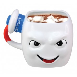 Ghostbusters Marshmallow Man Stay Puft 3D Tasse