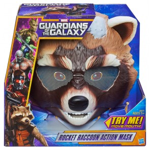 Guardians of the Galaxy Action Maske Rocket Raccoon
