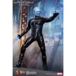 Amazing Spider-Man Electro Movie Masterpiece 1/6 Actionfigur 30 cm