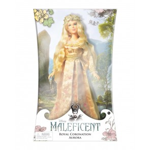 Maleficent Enchanted Moments Collector Puppe Royal Coronation Aurora 30 cm