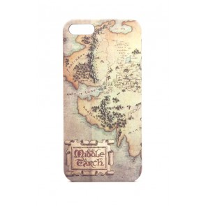 Der Hobbit iPhone 5 Schutzhülle Middle Earth