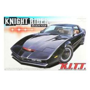 Knight Rider Modellbausatz 1/24 Pontiac Transam Knight Rider K.I.T.T. Season 4