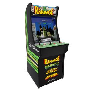 Arcade1Up Mini-Cabinet Rampage Arcade-Automat 122 cm