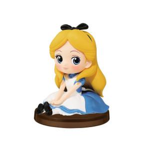 Disney Q Posket Petit Girls Festival Minifigur Alice 7 cm