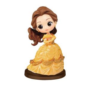 Disney Q Posket Petit Girls Festival Minifigur Belle 7 cm