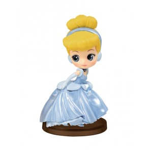 Disney Q Posket Petit Girls Festival Minifigur Cinderella 7 cm
