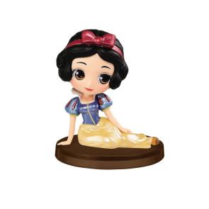 Disney Q Posket Petit Girls Festival Minifigur Snow White 7 cm
