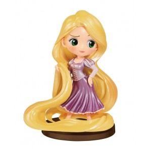 Disney Q Posket Petit Girls Festival Minifigur Rapunzel 7 cm