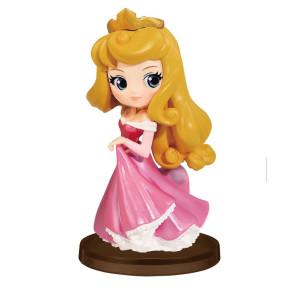 Disney Q Posket Petit Girls Festival Minifigur Aurora 7 cm