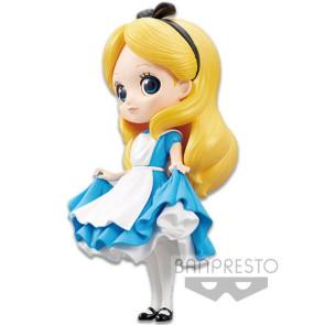Disney Q Posket Minifigur Alice A Normal Color Version 14 cm
