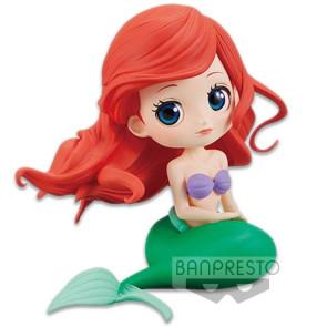 Disney Q Posket Minifigur Arielle A Normal Color Version 14 cm