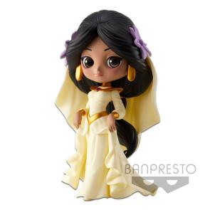 Disney Q Posket Minifigur Jasmin Dreamy Style A Normal Color Version 14 cm