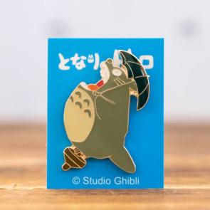 Mein Nachbar Totoro Ansteck-Button Big Totoro Smile