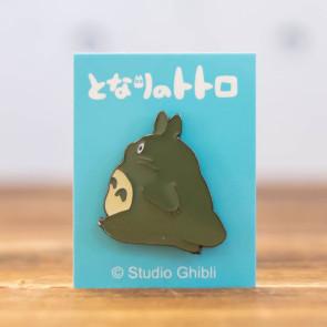 Mein Nachbar Totoro Ansteck-Button Big Totoro Walking