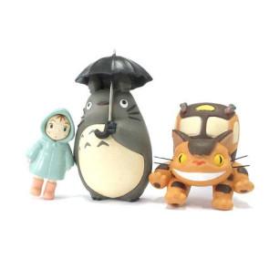 Mein Nachbar Totoro Magnete Set Rain