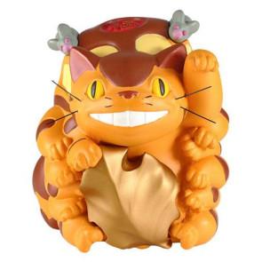 Mein Nachbar Totoro Japanische Neujahrs-Dekoration Lucky Cat Bus