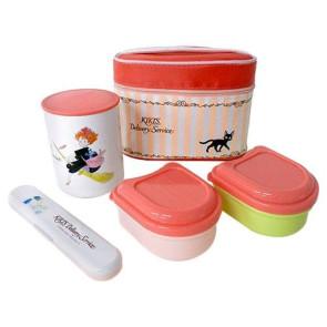 Kikis kleiner Lieferservice Isoliertasche & Lunchbox Set Kiki