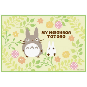 Mein Nachbar Totoro Picknickdecke Totoro Plants