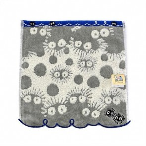Mein Nachbar Totoro Mini-Handtuch Kurosuke 25 x 25 cm