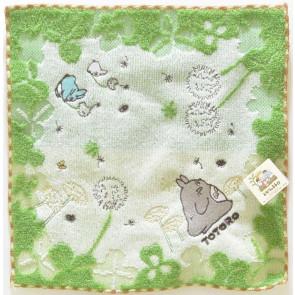 Mein Nachbar Totoro Mini-Handtuch Young Leaves 25 x 25 cm