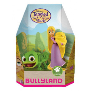Rapunzel Geschenkbox mit 2 Figuren Set #1 5 - 9 cm
