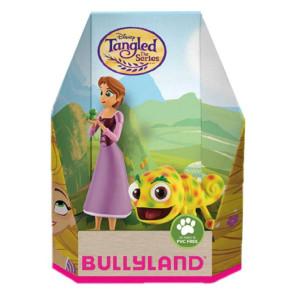 Rapunzel Geschenkbox mit 2 Figuren Set #2 5 - 9 cm
