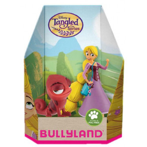 Rapunzel Geschenkbox mit 2 Figuren Set #3 5 - 9 cm