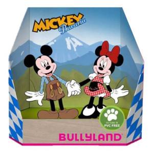 Disney Geschenkbox mit 2 Figuren Micky Bayern 8 - 10 cm